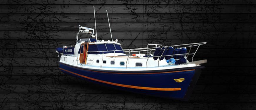 millbrook boat