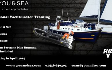 FAQs | You & Sea | RYA Marine Training Centre in the West of